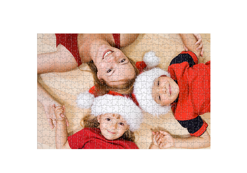 puzzle s fotografií