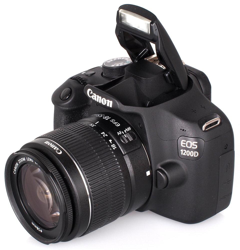 Canon EOS 1200D 18-55   10390 Kč
