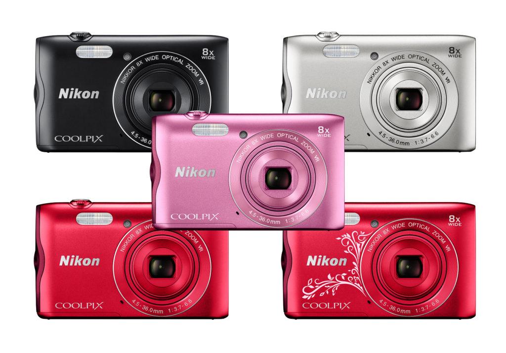 Nikon coolpix A300   4390 Kč