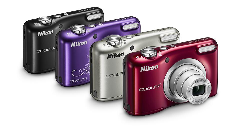 Nikon coolpix A10   2196 Kč