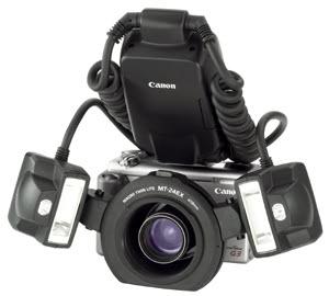 Canon MT 24 EX - 24990 Kč