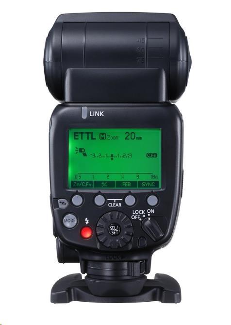Canon Speedlite 600EX II-RT 15990 Kč