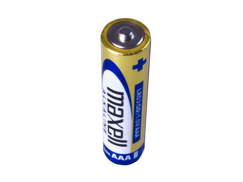 alkalická tužková AAA baterie    23,90Kč