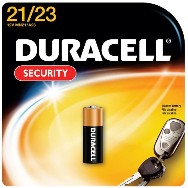 baterie 23A  29 Kč