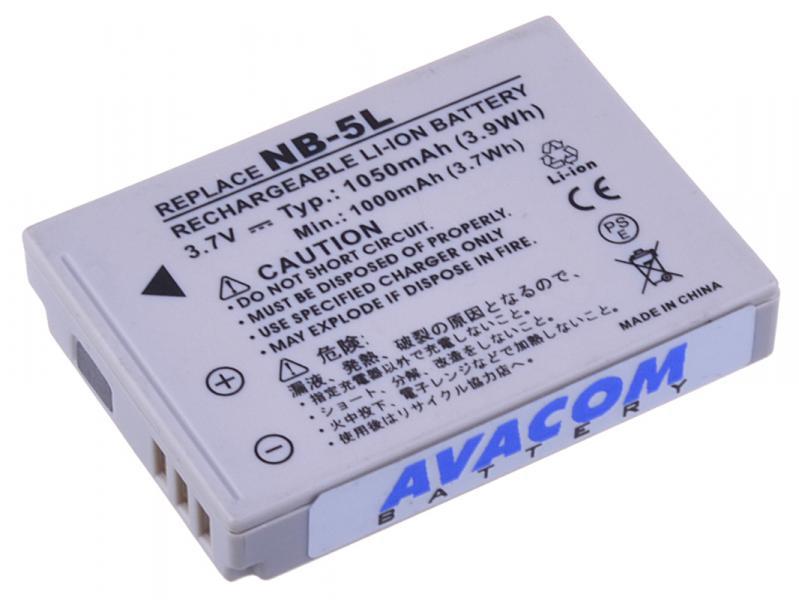 Canon NB-5L Li-Ion