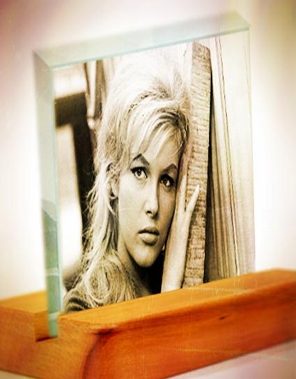 foto na sklo