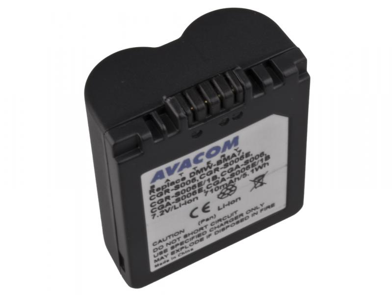 Panasonic CGA-S006, DMW-BMA7  499Kč