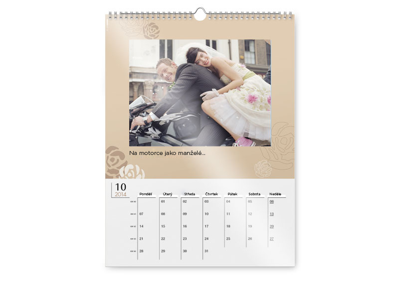 kalendář A4, A3, od 339,-