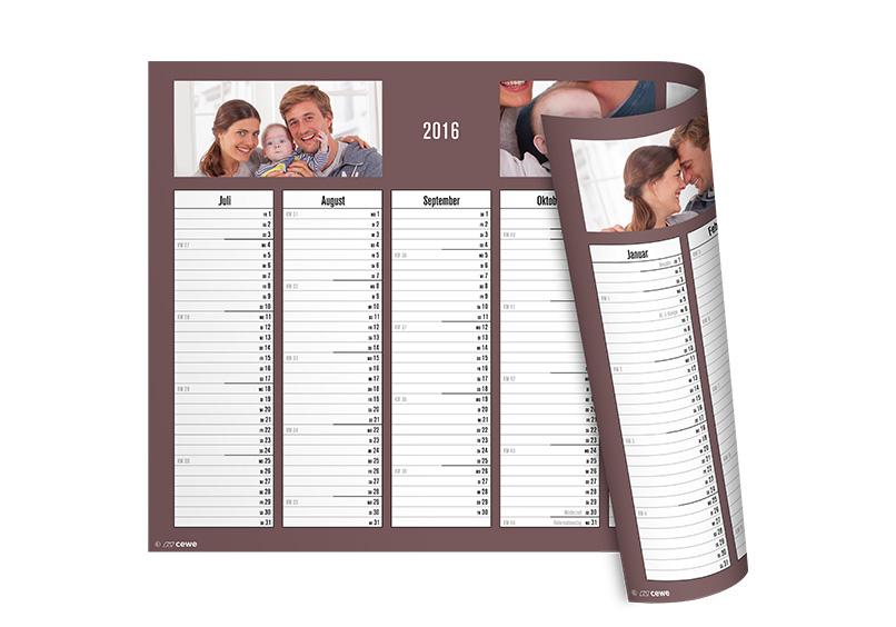 kalendář roční plán  od 199,-