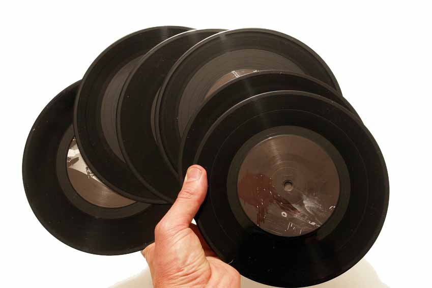 gramofonová deska od 5Kč/min